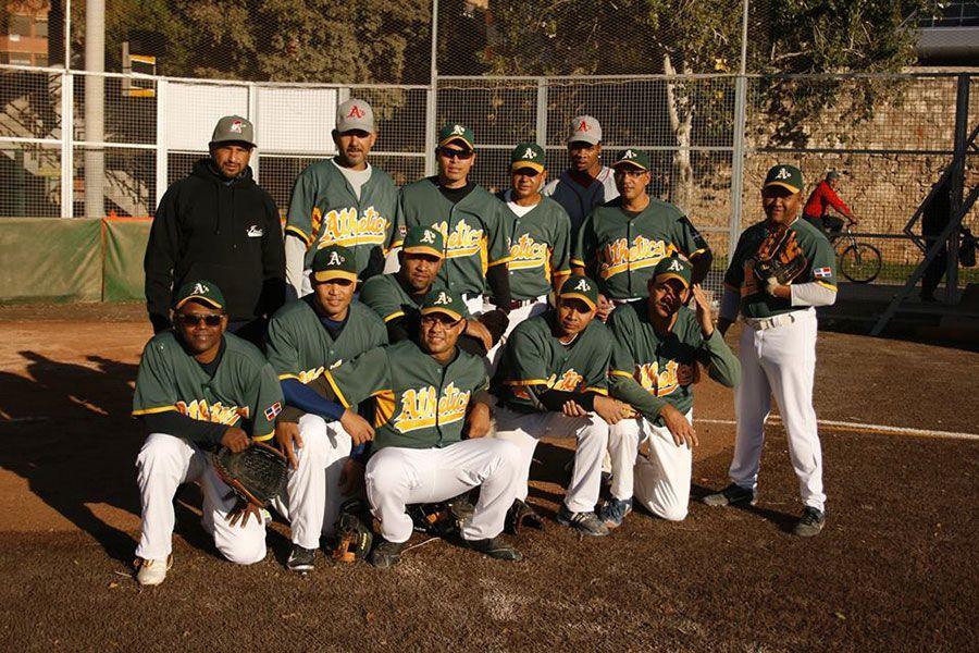 Atléticos Valencia Baseball